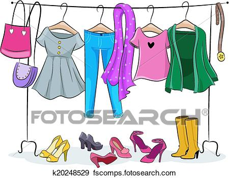 Clothing rack clipart clip art free library Clothing Rack Clipart | Free download best Clothing Rack Clipart on ... clip art free library