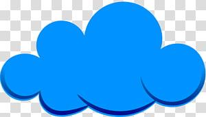 Cloud blue clipart picture Blue Cloud PNG clipart images free download | PNGGuru picture