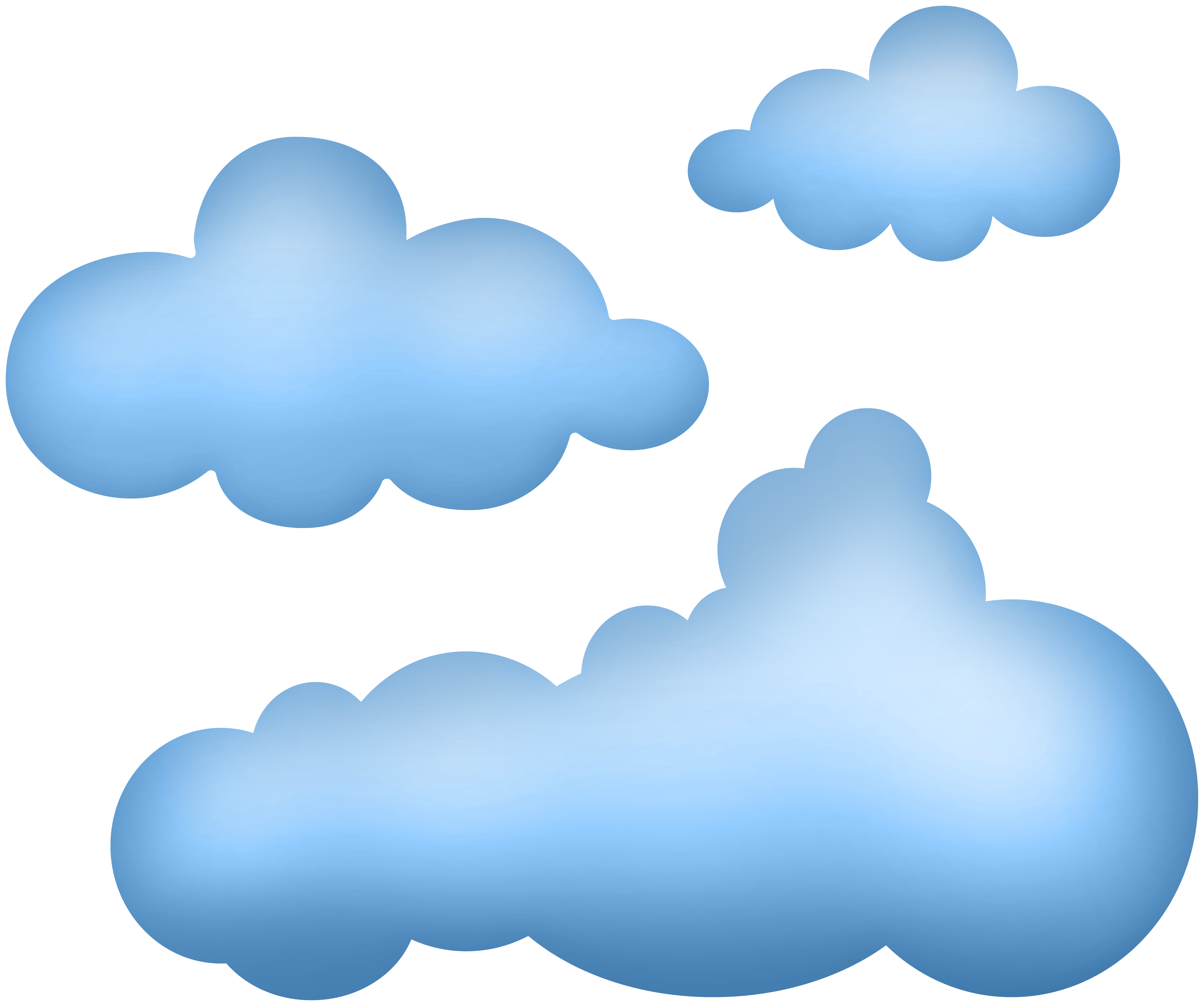 Cloud clipart png banner free stock Cartoon Clouds PNG Clip Art - Best WEB Clipart banner free stock