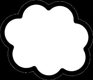 Cloud clipart transparent freeuse download Cloud Vector Stock Clipart Transparent Png - AZPng freeuse download