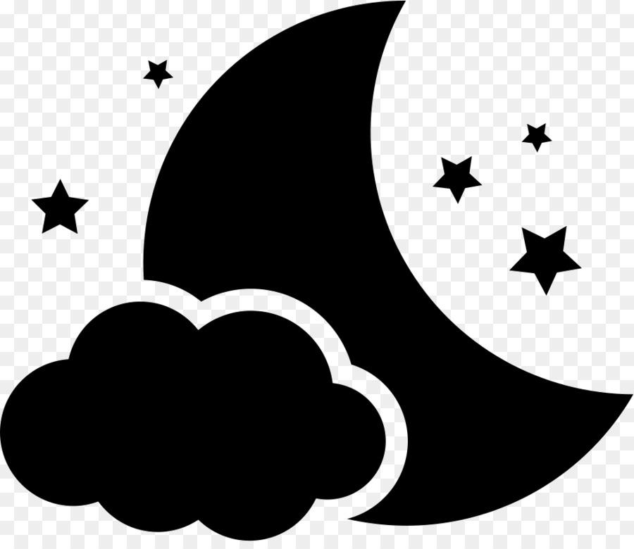 Cloud moon clipart vector freeuse download Moon Symbol clipart - Moon, Cloud, Black, transparent clip art vector freeuse download