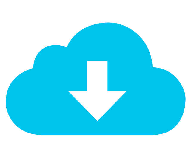 Cloud network clipart clip library download Cloud clipart - Vector stencils library clip library download