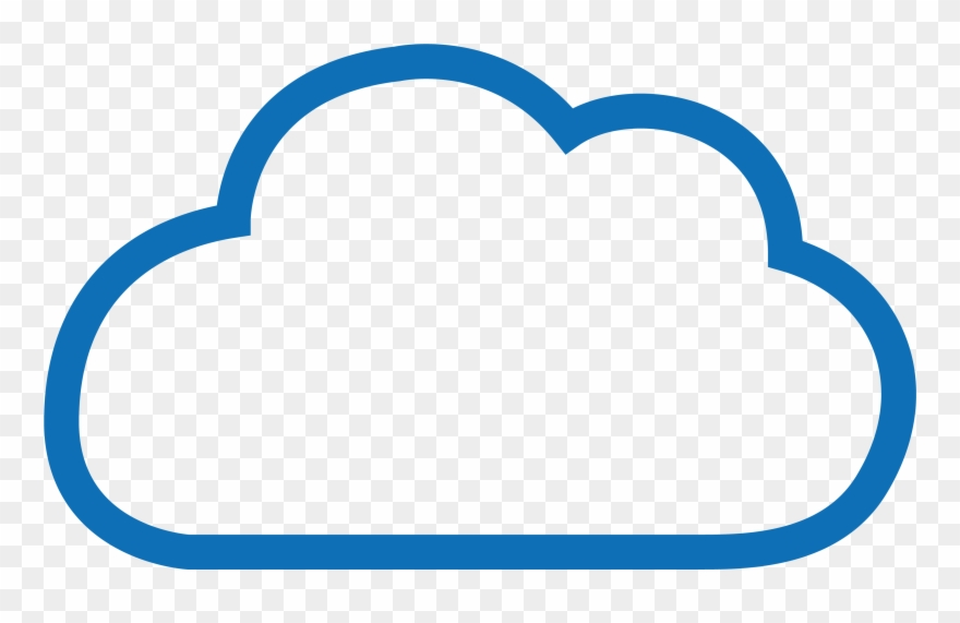 Cloud network clipart picture transparent download Invoices In The Cloud - Portable Network Graphics Clipart (#2184612 ... picture transparent download