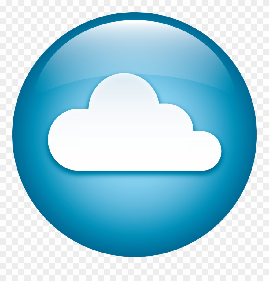 Cloud storage icon clipart svg free library Cloud Server Cloud Image - Cloud Storage Icon Clipart (#3826555 ... svg free library