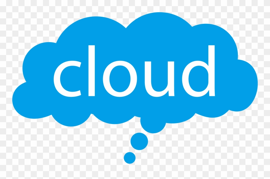 Cloud storage icon clipart svg freeuse stock Logo Storage Icon Blue - Cloud Computing Icon Png Clipart (#2119044 ... svg freeuse stock
