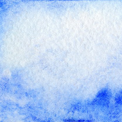 Cloud texture clipart picture freeuse library Watercolor Blue White Sky Clouds Texture Background premium clipart ... picture freeuse library