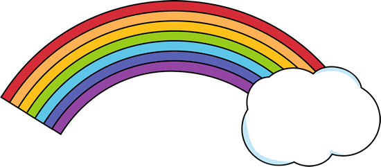Cloud with rainbow clipart vector transparent library Sun And Rainbow Clipart | Free download best Sun And Rainbow Clipart ... vector transparent library