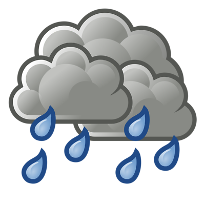 Rainy clouds clipart clip freeuse library Free Rain And Cloud, Download Free Clip Art, Free Clip Art on ... clip freeuse library