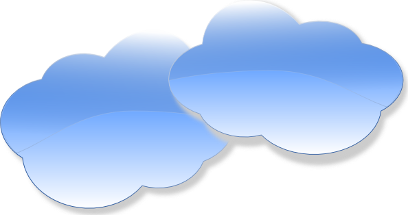 Clouds animated clipart picture black and white stock Free Cloud Animated, Download Free Clip Art, Free Clip Art on ... picture black and white stock