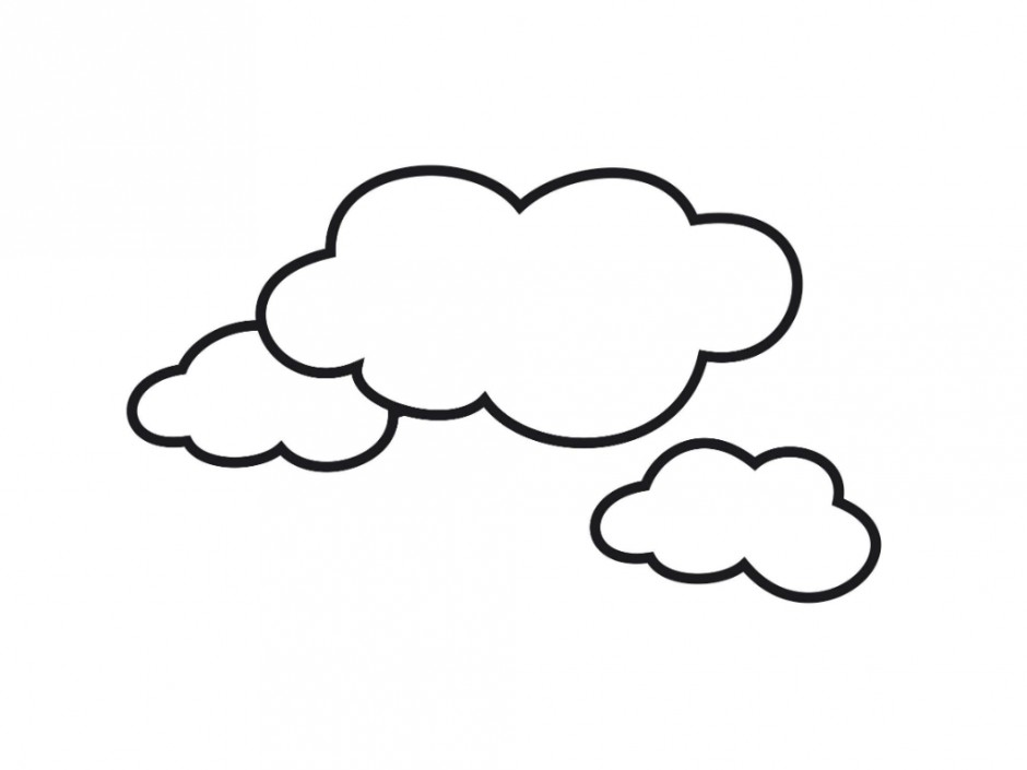 Clouds black and white clipart picture royalty free stock Clouds Clipart Black And White | Free download best Clouds Clipart ... picture royalty free stock