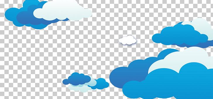 Clouds clipart file clip black and white stock Cloud Banner Computer File PNG, Clipart, Banner Material, Blue, Blue ... clip black and white stock