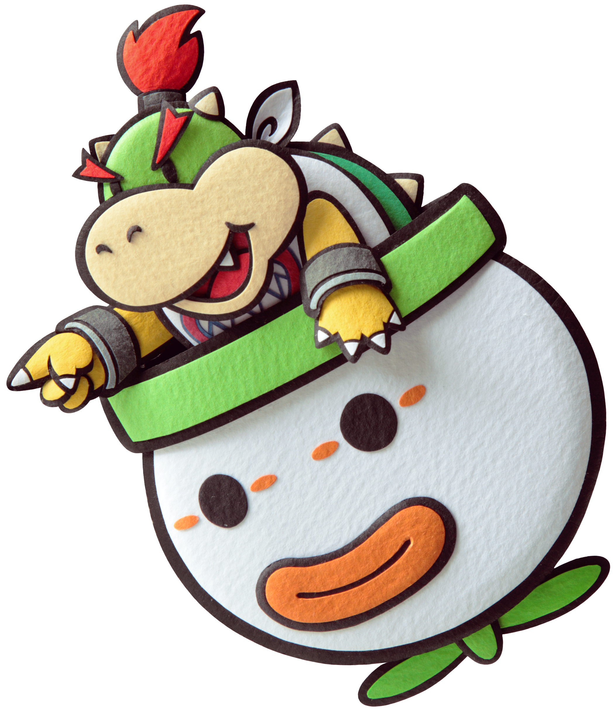 Star jump clipart image royalty free library Bowser Jr. | MarioWiki | FANDOM powered by Wikia image royalty free library