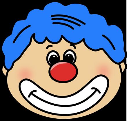 Clown head clipart vector download Clown head clip art clipart free download - ClipartBarn vector download