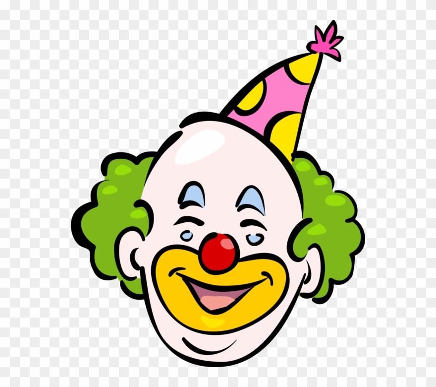 Clown head clipart jpg royalty free stock Clown Head Png Clipart (#2929081) - PinClipart jpg royalty free stock