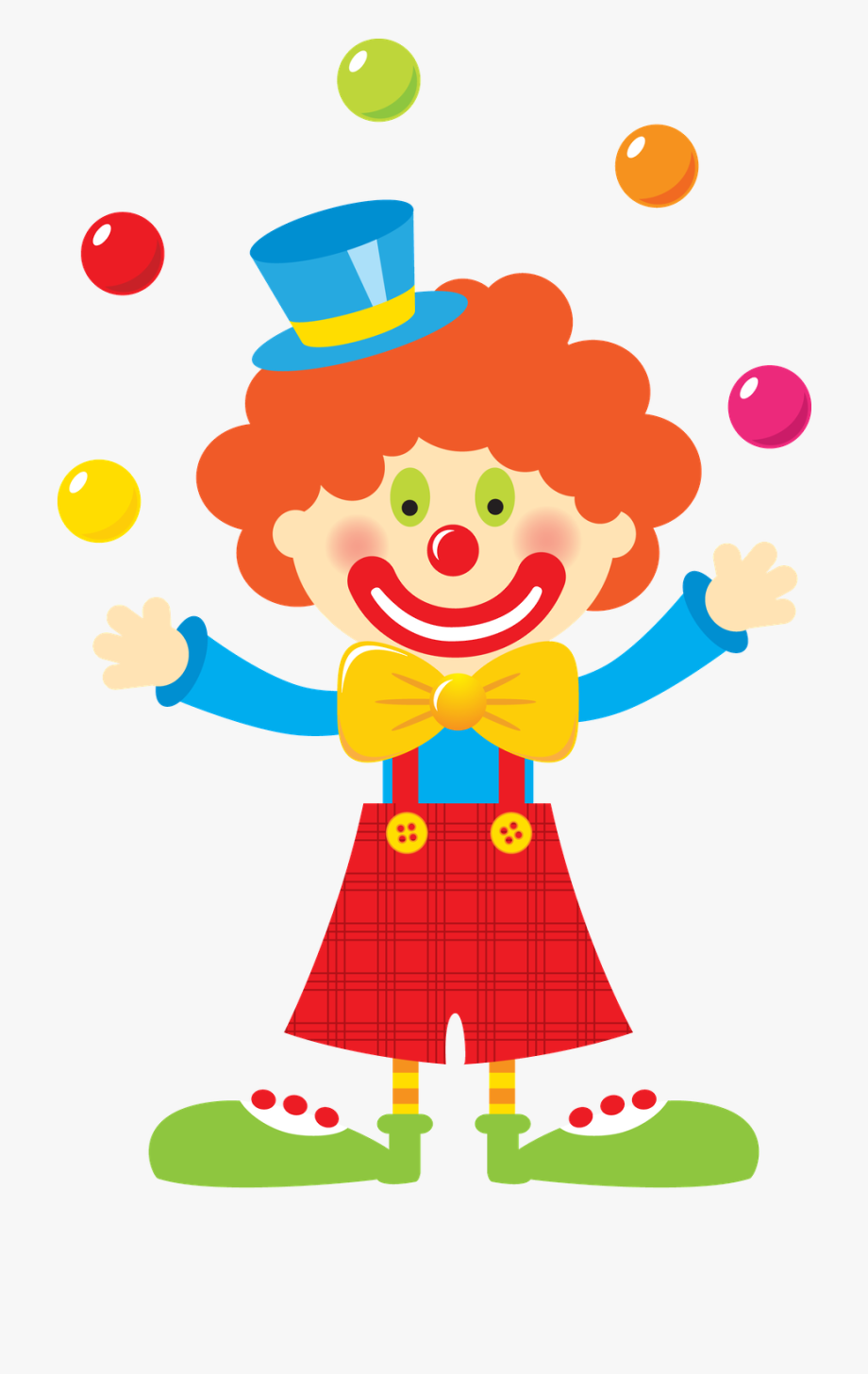 Clown juggling clipart jpg freeuse download Carnival Clown Clipart - Circus Clown Clipart , Transparent Cartoon ... jpg freeuse download