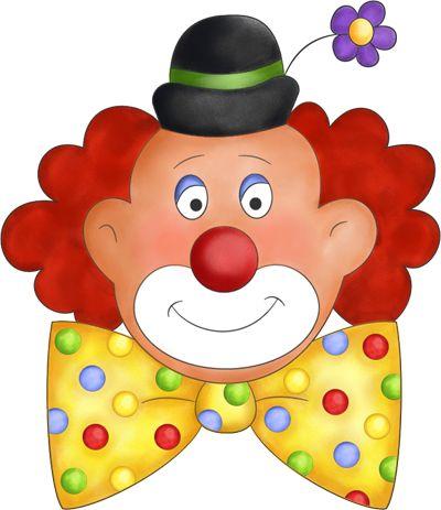 Clown kopf clipart graphic library Clown kopf clipart - ClipartFest graphic library