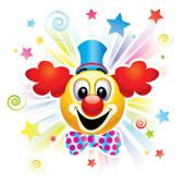 Clown kopf clipart royalty free stock Clown Nose Clip Art - Royalty Free - GoGraph royalty free stock