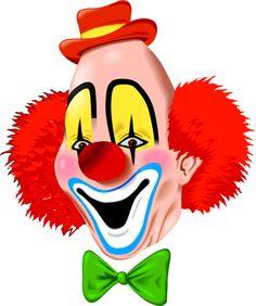 Clown kopf clipart library clowns.quenalbertini: Clown with balloons | -Clowns- | Pinterest ... library