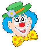 Stock illustration images illustrations. Clown kopf clipart