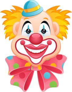 Clown kopf clipart banner free download Mis Laminas para Decoupage | Decoupage, Art and Clip art banner free download