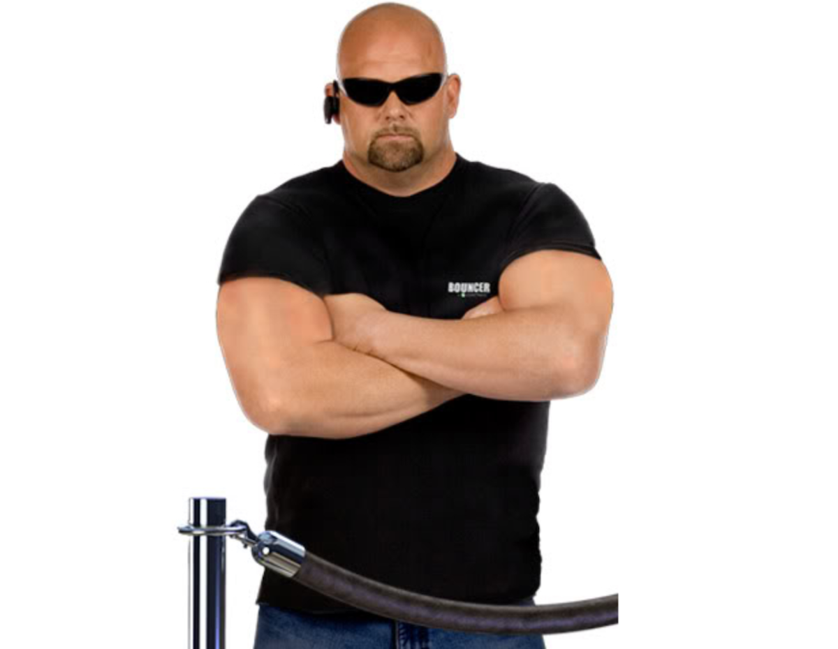 Club bouncer clipart clipart freeuse Image result for nightclub bouncers   VIP   Bodyguard services ... clipart freeuse
