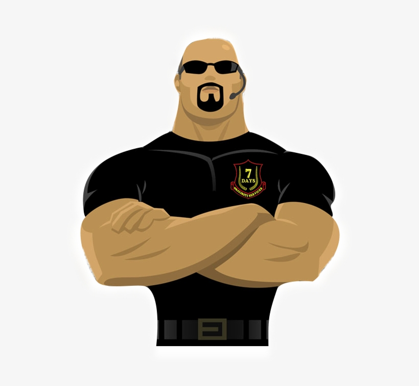 Club bouncer clipart png Bouncer Png - Security Guard Clipart PNG Image   Transparent PNG ... png