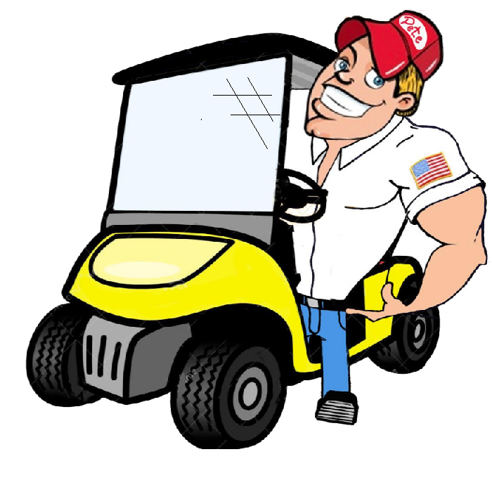 Golf car clipart image library Cartoon Golf Cart Clipart | Free download best Cartoon Golf Cart ... image library