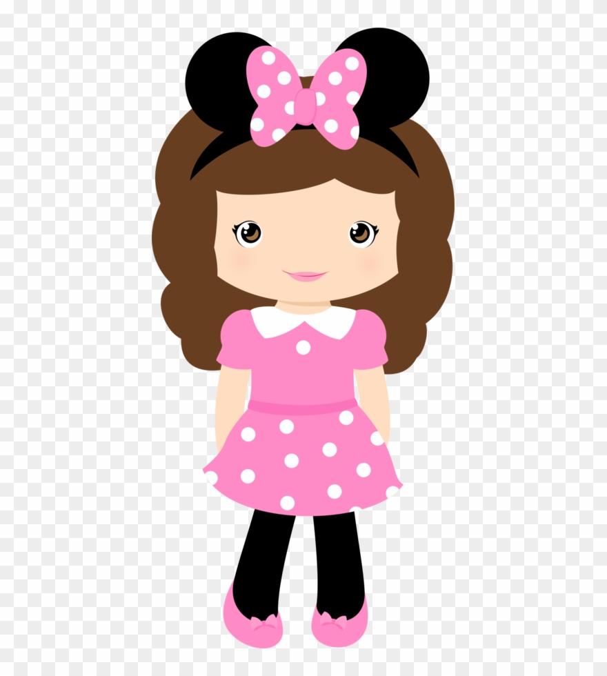 Club girl clipart vector black and white Cute Clipart Club House - Cute Girl Clipart - Png Download (#1187708 ... vector black and white