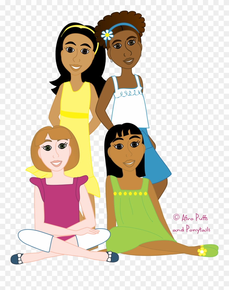 Club girl clipart transparent stock Png Library Programs For Girls In Georgia Csra Club - Girls Club ... transparent stock