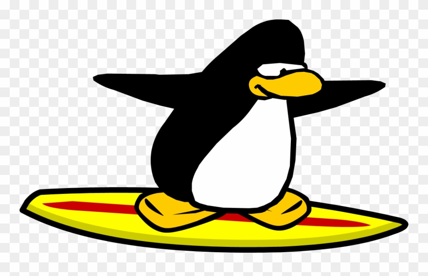 Club penguin clipart free png library Club Penguin Black Penguin Clipart (#1557980) - PinClipart png library
