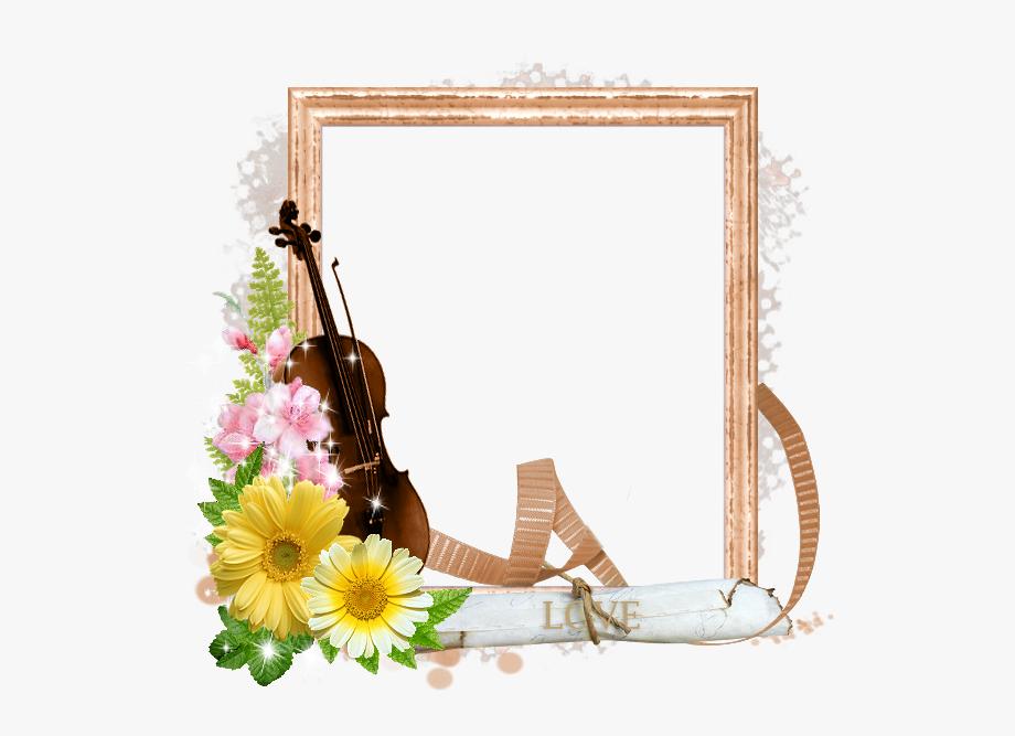 Cluster frame clipart vector free download Ftu Cluster Frame - Violin Border Clip Art #253867 - Free Cliparts ... vector free download