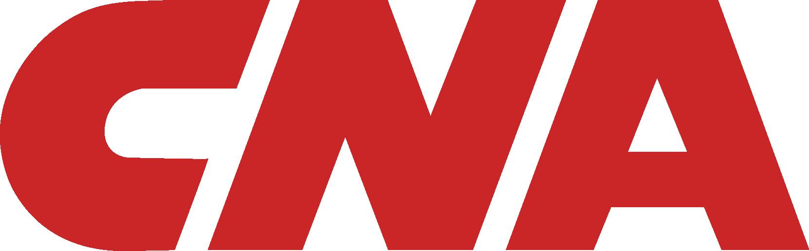 Cna logo clipart royalty free CNA Logo Vector Icon Template Clipart Free Download royalty free