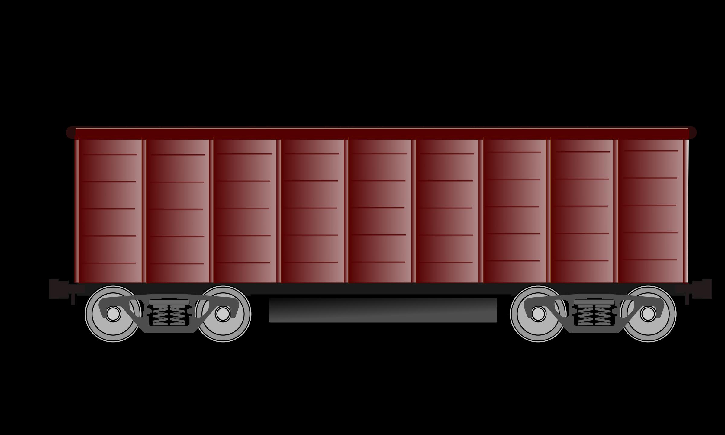 Coal car clipart image stock Clipart - Coal wagon image stock