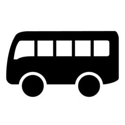 Coaster bus clipart clipart transparent library Bus | BM Soat Auto Sales clipart transparent library