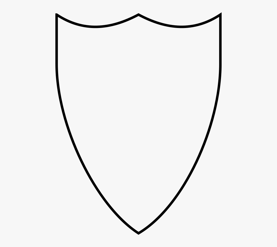 Coat of arms black and white free clipart png library Transparent Coat Of Arms Shield #105354 - Free Cliparts on ClipartWiki png library