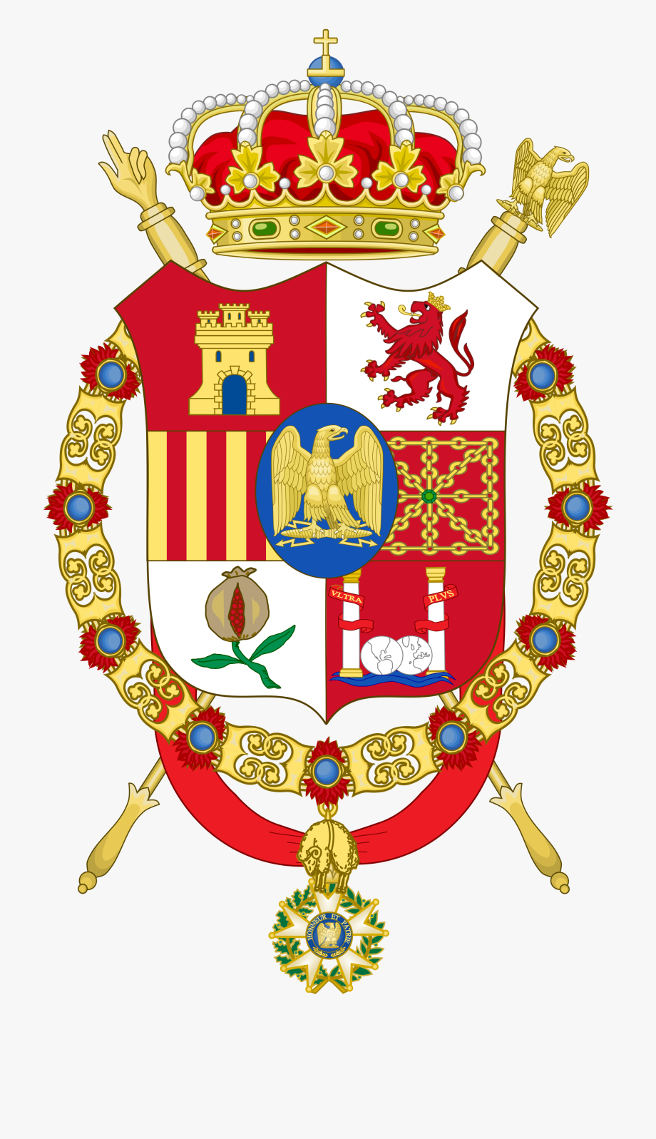 Coat of arms of spain clipart clip freeuse stock Spain Clipart Spanish Family - Kingdom Of Spain Coat Of Arms #971973 ... clip freeuse stock