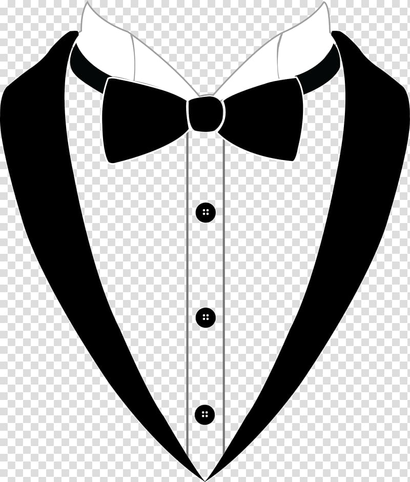 Coat tie clipart clip transparent download Suit jacket, Bow tie Tuxedo Suit Black tie, tie transparent ... clip transparent download