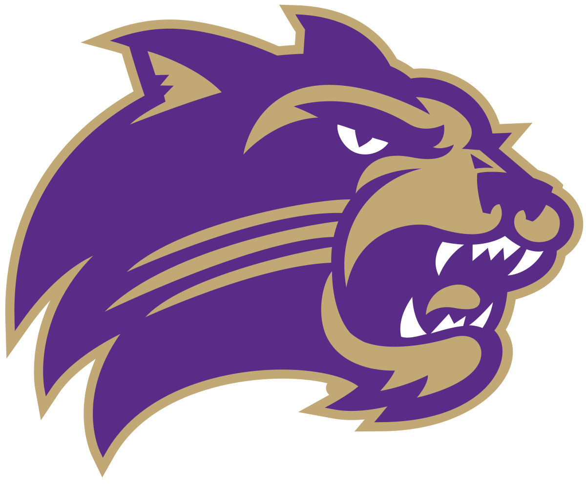 Purple and gold basketball clipart jpg black and white library Western Carolina Catamounts - Wikipedia jpg black and white library