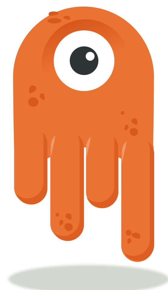 Monster book clipart jpg library download The Mascot Design Gallery - Mascot Logos, Designs, Characters and ... jpg library download