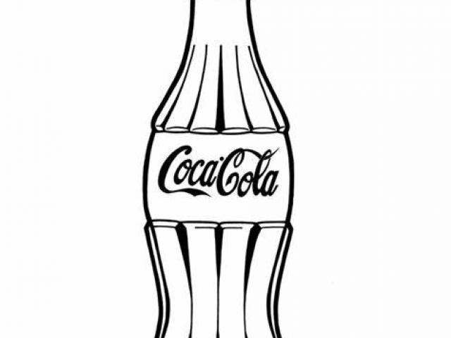Coca cola black and white clipart clip transparent library Free Coca Cola Clipart, Download Free Clip Art on Owips.com clip transparent library
