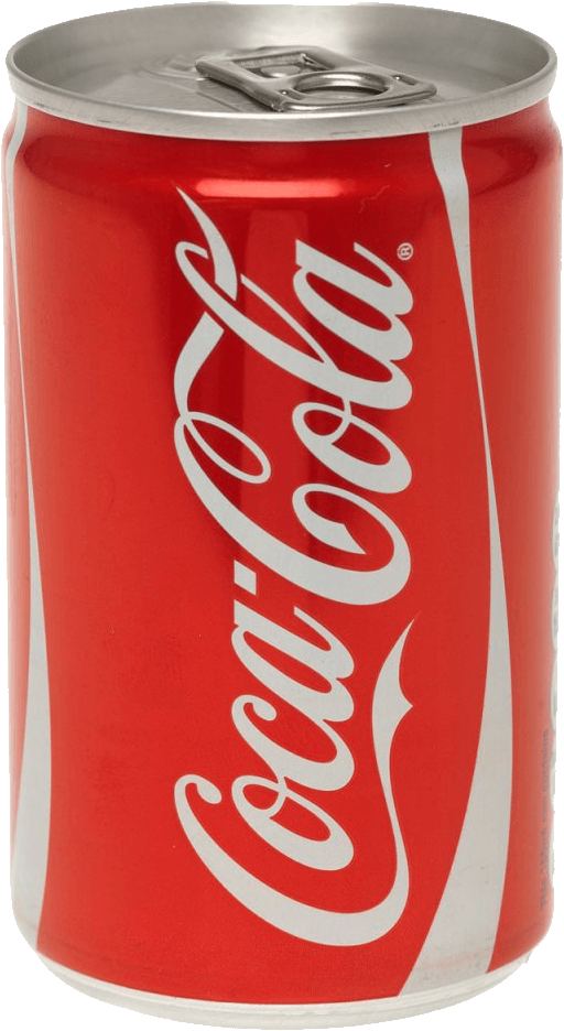 Coca cola can clipart jpg library Regular Coke Can Coca Cola transparent PNG - StickPNG jpg library