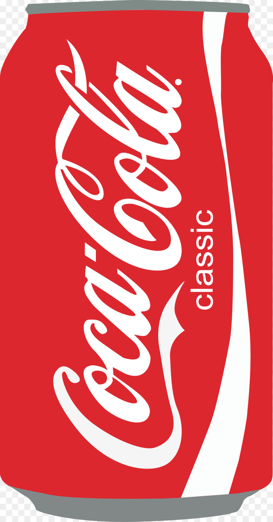 Coca cola can clipart image black and white library Coke Can Background png download - 900*1720 - Free ... image black and white library