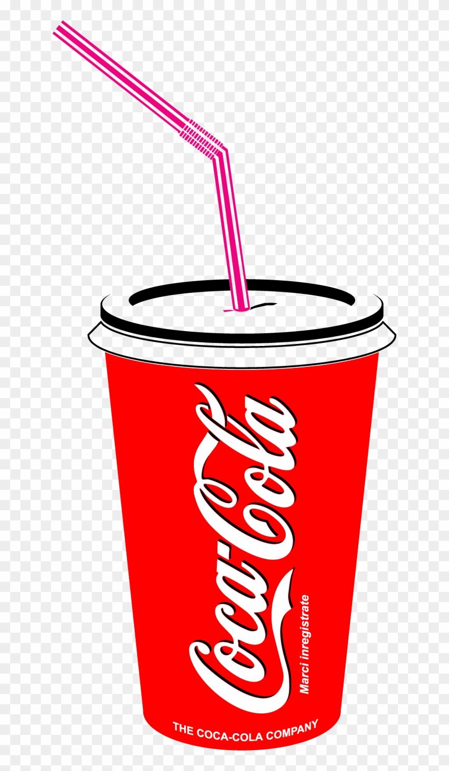 Coca cola clipart clip stock Coke Clipart Coke Cup - Coca Cola Illustration Png Transparent Png ... clip stock