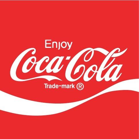 Coca cola clipart free logo clip freeuse library Coca-Cola logo Free vector in Adobe Illustrator ai ( .ai ) vector ... clip freeuse library