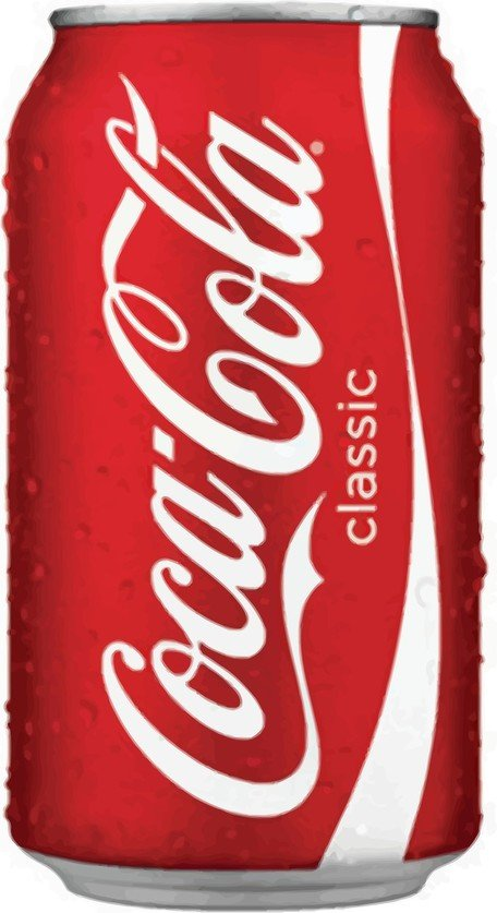 Coca cola vector clipart picture royalty free library Free Coke Can Clipart and Vector Graphics - Clipart.me picture royalty free library