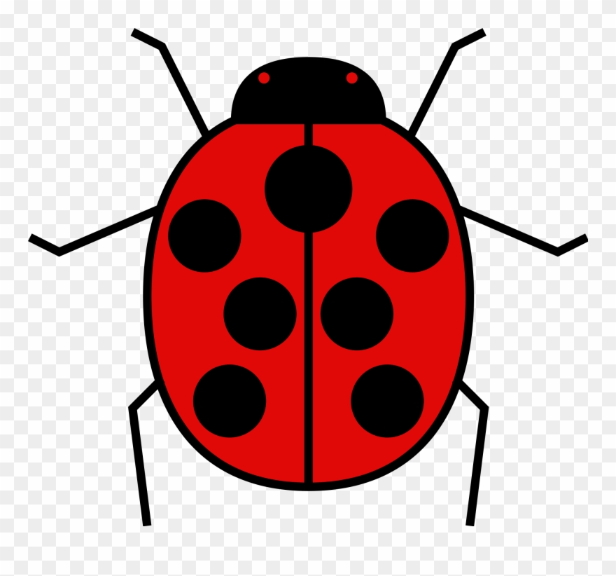 Coccinelle clipart image free library Open - Coccinelle In English Clipart (#204200) - PinClipart image free library