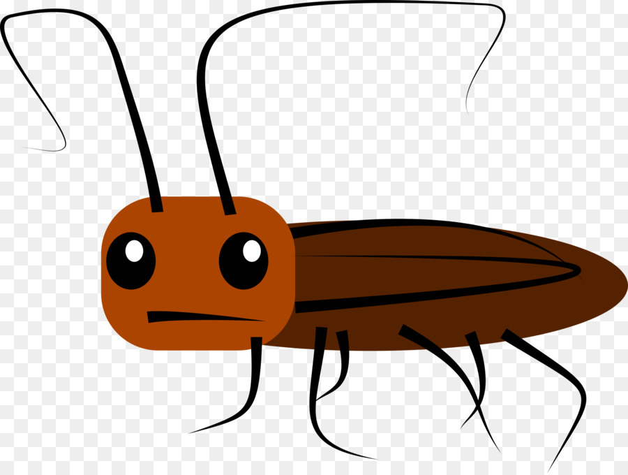 Cockroach images clipart vector freeuse library Cockroach Cartoon clipart - Drawing, Graphics, Font, transparent ... vector freeuse library