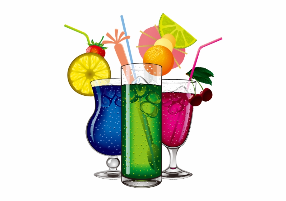 Cocktail clipart png library download ftestickers #drinks #cocktails #colorful - Cocktail Clipart ... png library download