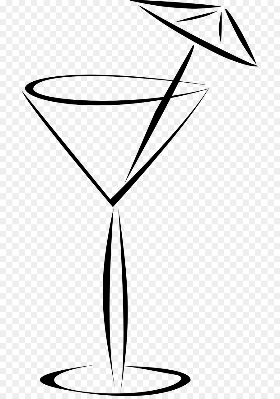 Cocktail clipart black and white picture royalty free library Party Cartoon clipart - Cocktail, Martini, transparent clip art picture royalty free library