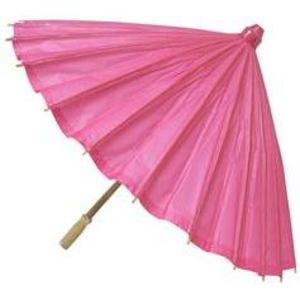 Cocktail umbrella clipart jpg library Hot Pink Paper Umbrella | Free Images at Clker.com - vector clip art ... jpg library